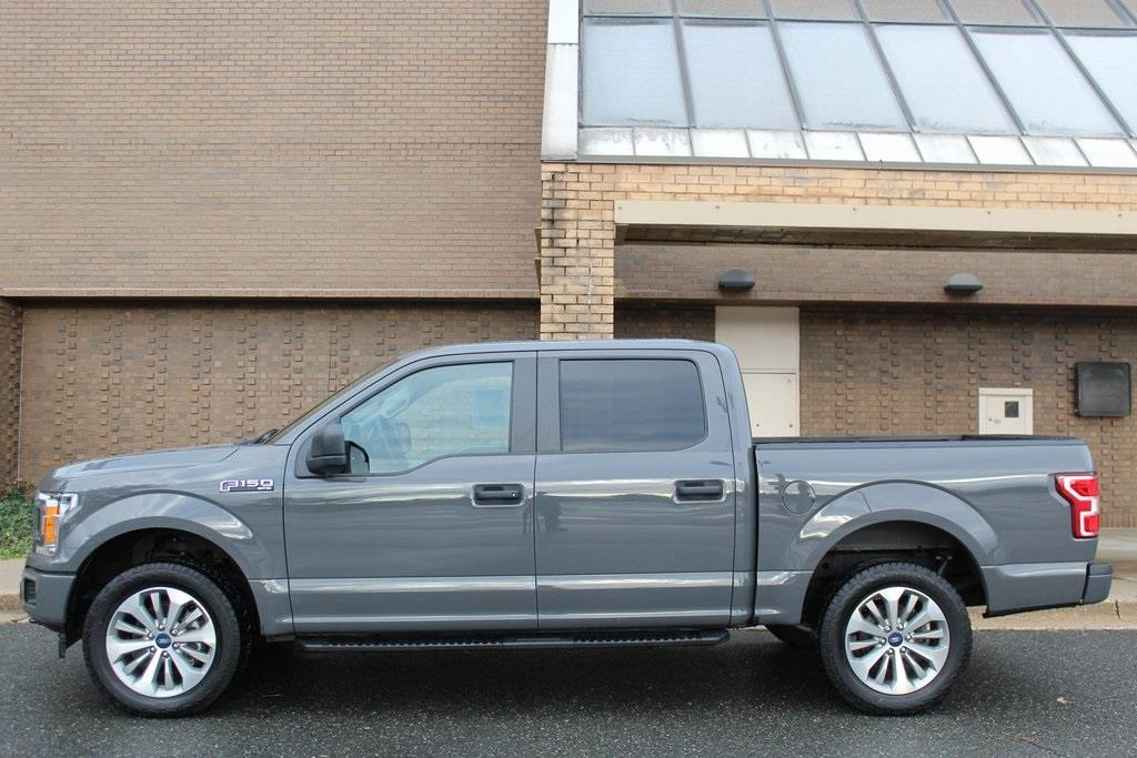 2018 Ford F-150 SuperCrew Cab 4x4, Pickup #CKF4236B - photo 7
