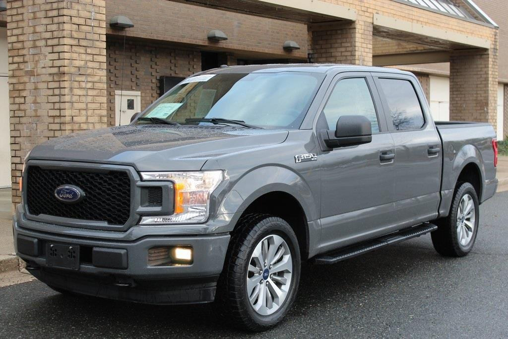 2018 Ford F-150 SuperCrew Cab 4x4, Pickup #CKF4236B - photo 8