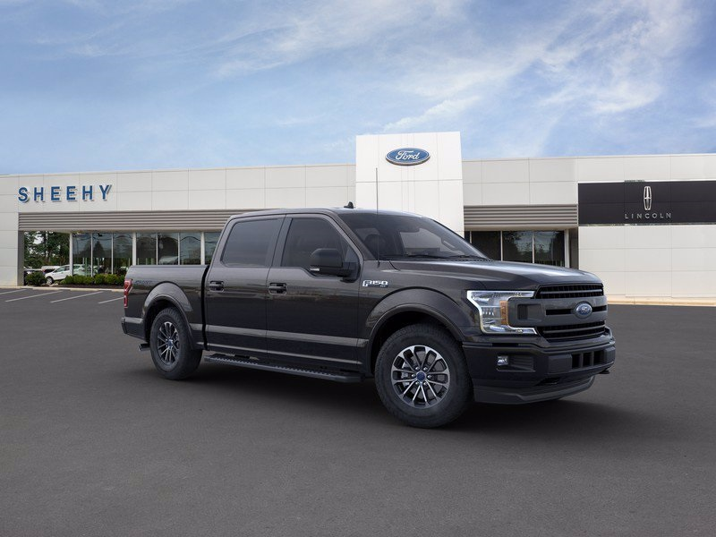 2020 Ford F-150 SuperCrew Cab 4x4, Pickup #CKF52117 - photo 1