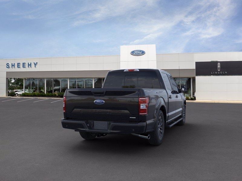 2020 Ford F-150 SuperCrew Cab 4x4, Pickup #CKF52117 - photo 2