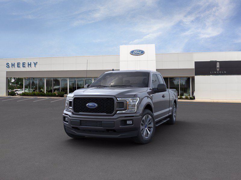 2020 Ford F-150 Super Cab 4x4, Pickup #CKF57026 - photo 4