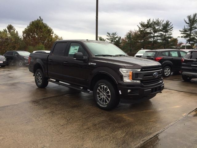 2018 F-150 SuperCrew Cab 4x4,  Pickup #CKF88033 - photo 3