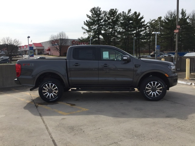 2019 Ranger SuperCrew Cab 4x4,  Pickup #CLA22197 - photo 4