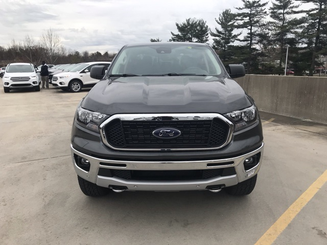 2019 Ranger SuperCrew Cab 4x4,  Pickup #CLA26380 - photo 4