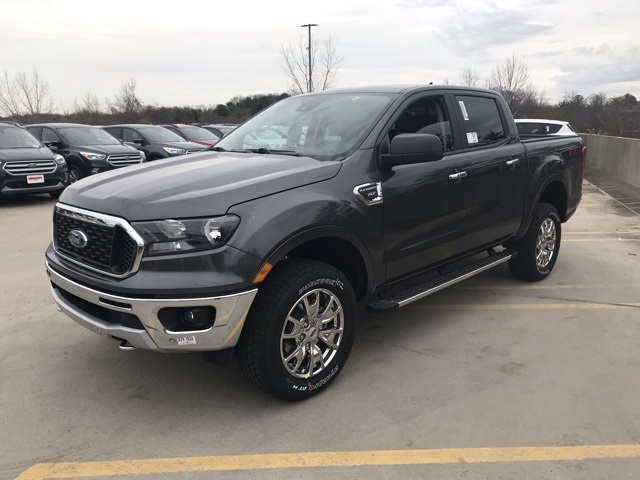 2019 Ranger SuperCrew Cab 4x4,  Pickup #CLA26380 - photo 5