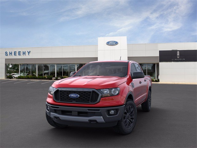 2020 Ford Ranger SuperCrew Cab 4x4, Pickup #CLA32882 - photo 4