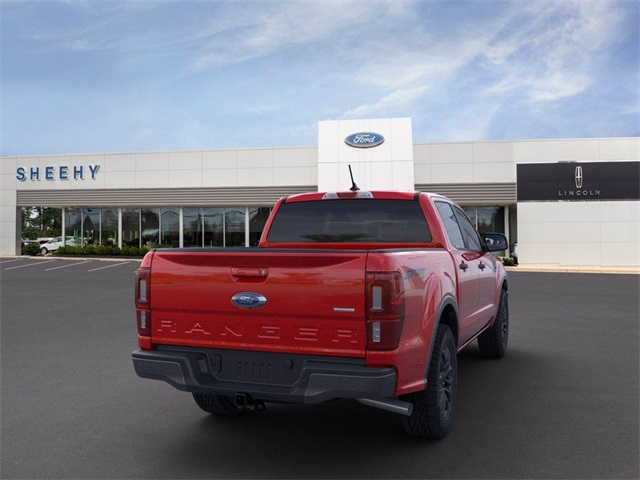 2020 Ford Ranger SuperCrew Cab 4x4, Pickup #CLA32882 - photo 2