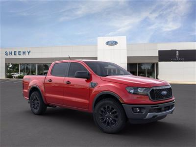 2020 Ford Ranger SuperCrew Cab 4x4, Pickup #CLA32882 - photo 1