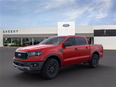 2020 Ford Ranger SuperCrew Cab 4x4, Pickup #CLA32882 - photo 3