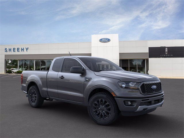 2020 Ford Ranger Super Cab 4x4, Pickup #CLA37636 - photo 1