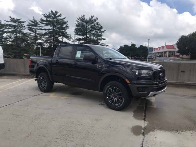 2019 Ranger SuperCrew Cab 4x4,  Pickup #CLA53898 - photo 4