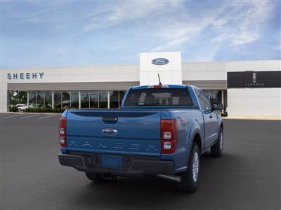 2021 Ford Ranger Super Cab 4x4, Pickup #CLD01275 - photo 2