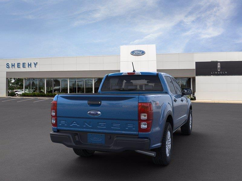 2021 Ford Ranger SuperCrew Cab 4x2, Pickup #CLD01290 - photo 1