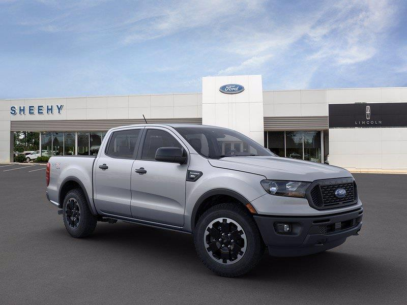 2021 Ford Ranger SuperCrew Cab 4x4, Pickup #CLD01291 - photo 1