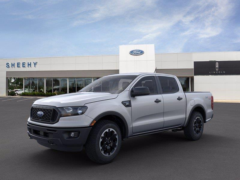 2021 Ford Ranger SuperCrew Cab 4x4, Pickup #CLD01291 - photo 5
