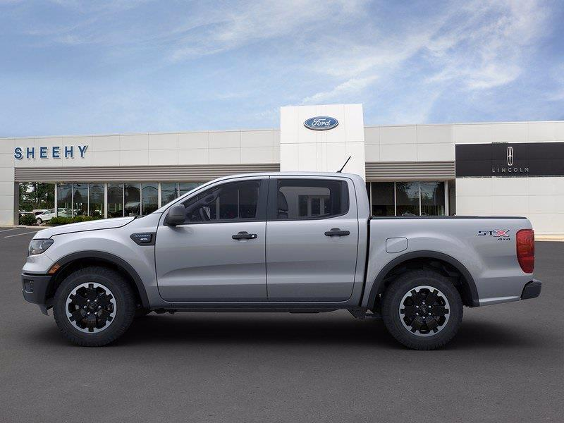 2021 Ford Ranger SuperCrew Cab 4x4, Pickup #CLD01291 - photo 3
