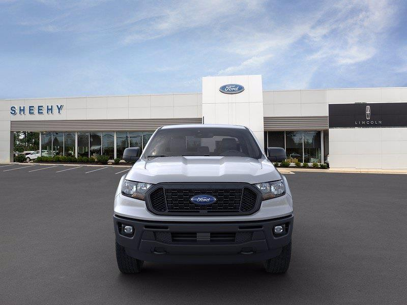 2021 Ford Ranger SuperCrew Cab 4x4, Pickup #CLD01291 - photo 2