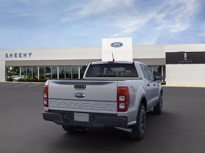 2021 Ford Ranger SuperCrew Cab 4x4, Pickup #CLD01291 - photo 8
