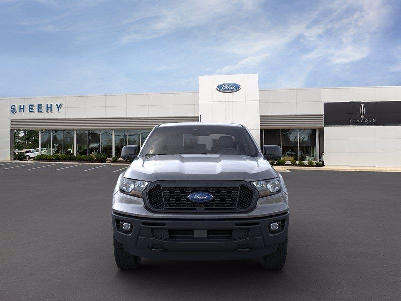 2021 Ford Ranger SuperCrew Cab 4x4, Pickup #CLD01292 - photo 8
