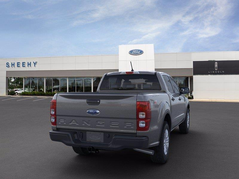 2021 Ford Ranger SuperCrew Cab 4x4, Pickup #CLD01292 - photo 2