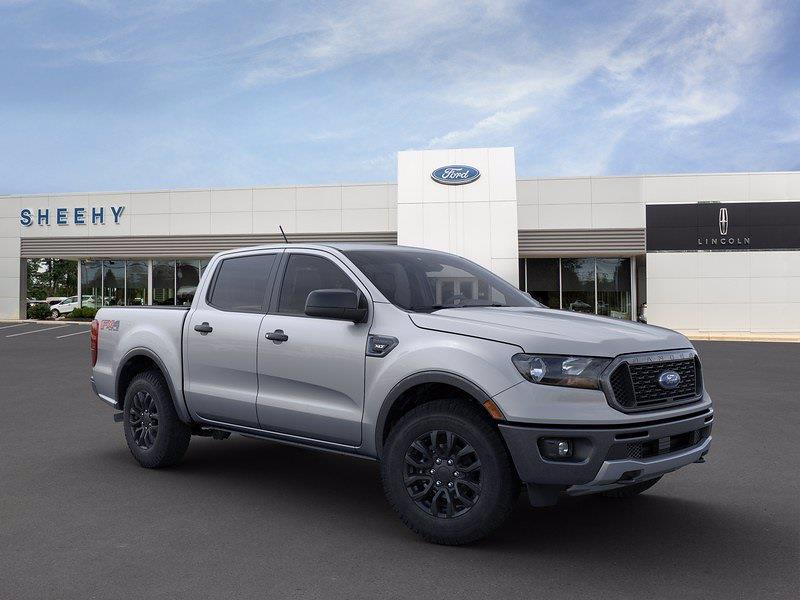 2021 Ford Ranger SuperCrew Cab 4x4, Pickup #CLD01294 - photo 1