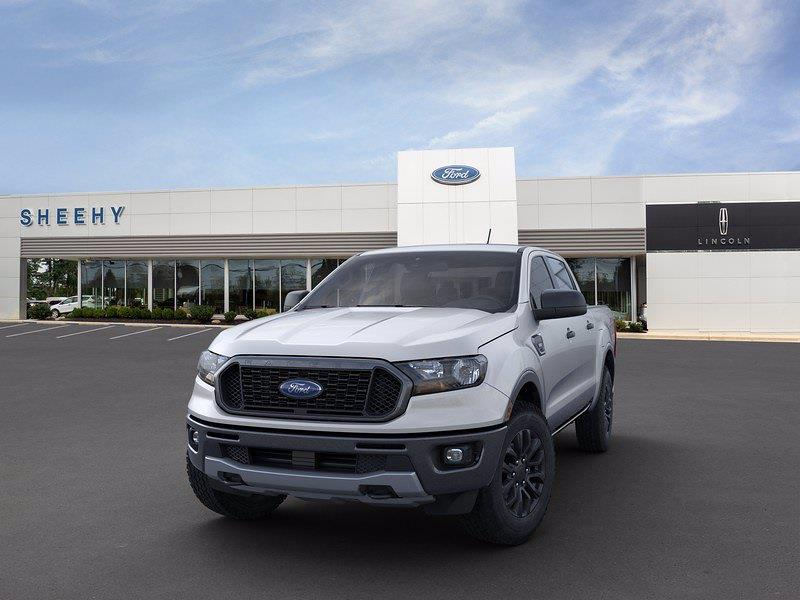 2021 Ford Ranger SuperCrew Cab 4x4, Pickup #CLD01294 - photo 4