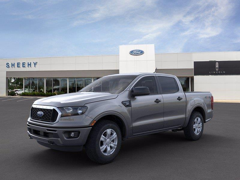 2021 Ford Ranger 4x4, Pickup #CLD01297 - photo 4