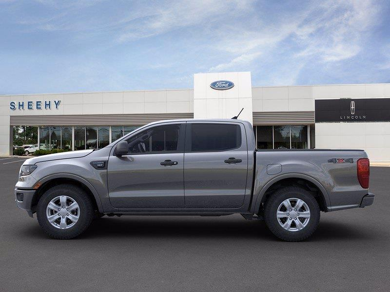 2021 Ford Ranger 4x4, Pickup #CLD01297 - photo 3