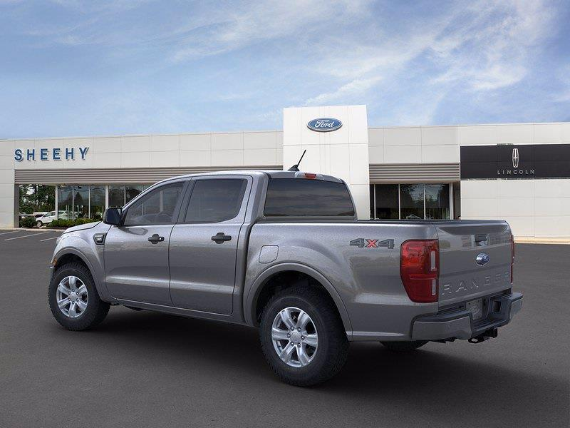 2021 Ford Ranger 4x4, Pickup #CLD01297 - photo 2