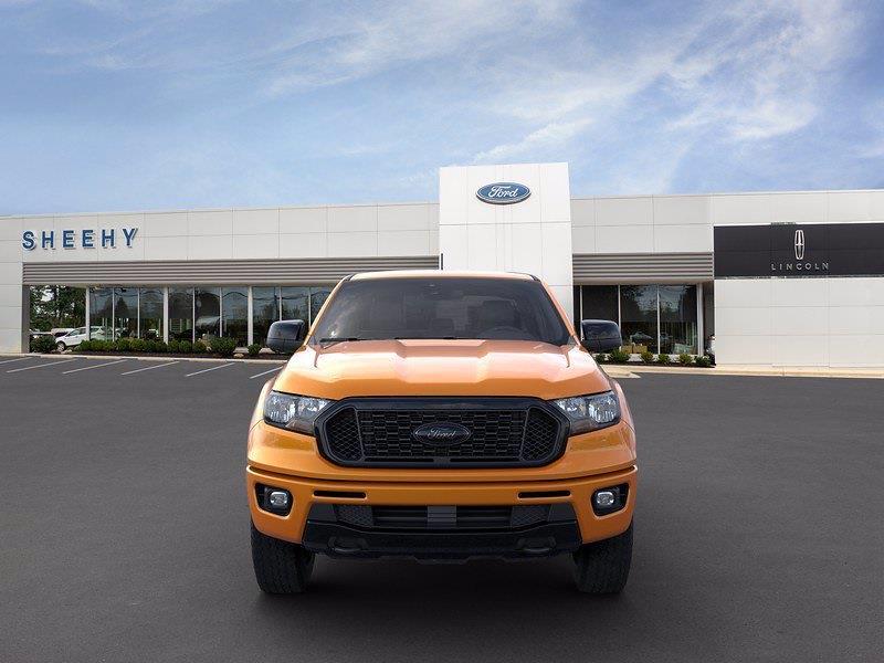 2021 Ford Ranger SuperCrew Cab 4x4, Pickup #CLD01360 - photo 8