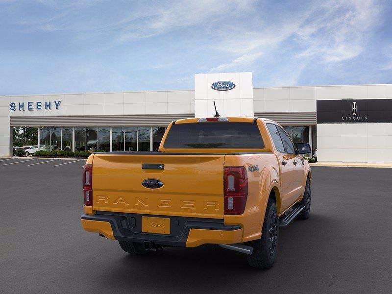 2021 Ford Ranger SuperCrew Cab 4x4, Pickup #CLD01360 - photo 2