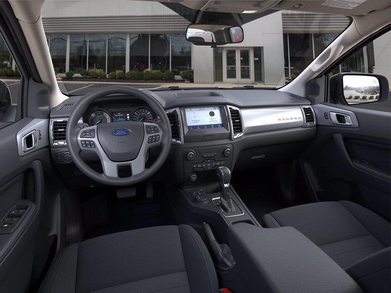 2021 Ford Ranger SuperCrew Cab 4x4, Pickup #CLD01360 - photo 9