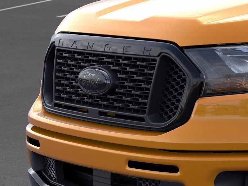 2021 Ford Ranger SuperCrew Cab 4x4, Pickup #CLD01360 - photo 17
