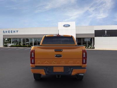2021 Ford Ranger SuperCrew Cab 4x4, Pickup #CLD01360 - photo 7