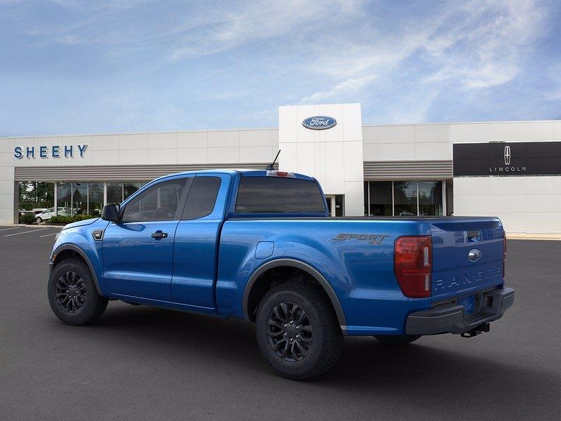 2021 Ford Ranger Super Cab 4x4, Pickup #CLD12158 - photo 6