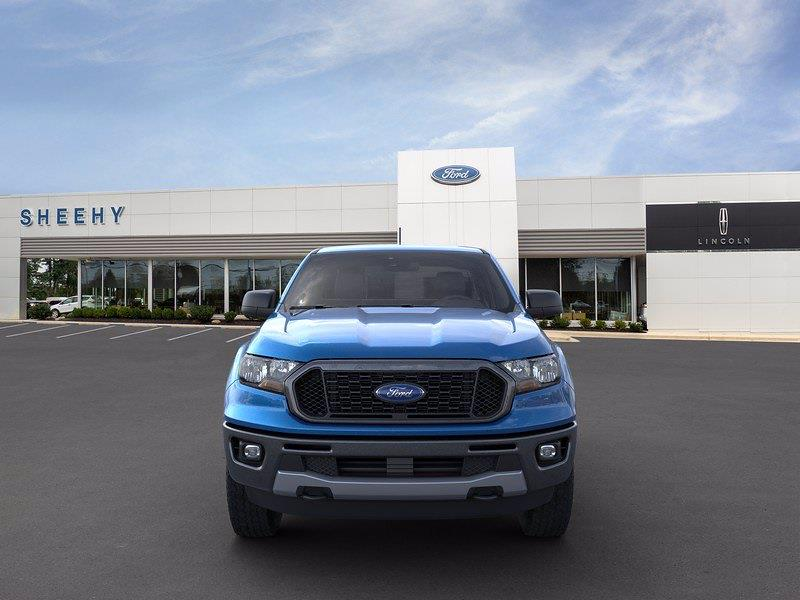 2021 Ford Ranger Super Cab 4x4, Pickup #CLD12158 - photo 8