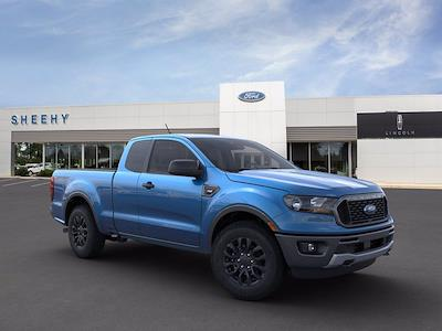 2021 Ford Ranger Super Cab 4x4, Pickup #CLD12158 - photo 1