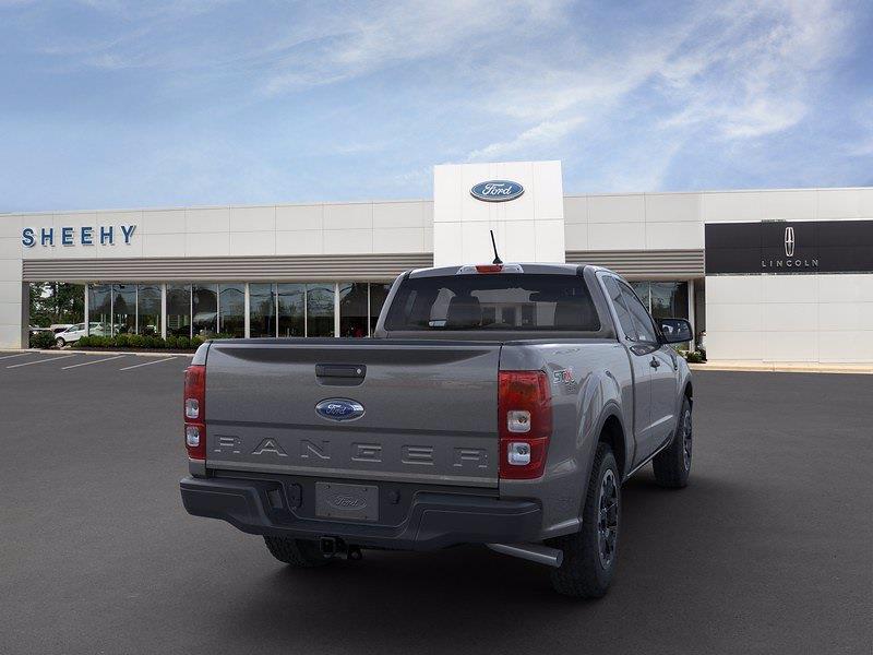 2021 Ford Ranger Super Cab 4x4, Pickup #CLD15542 - photo 2