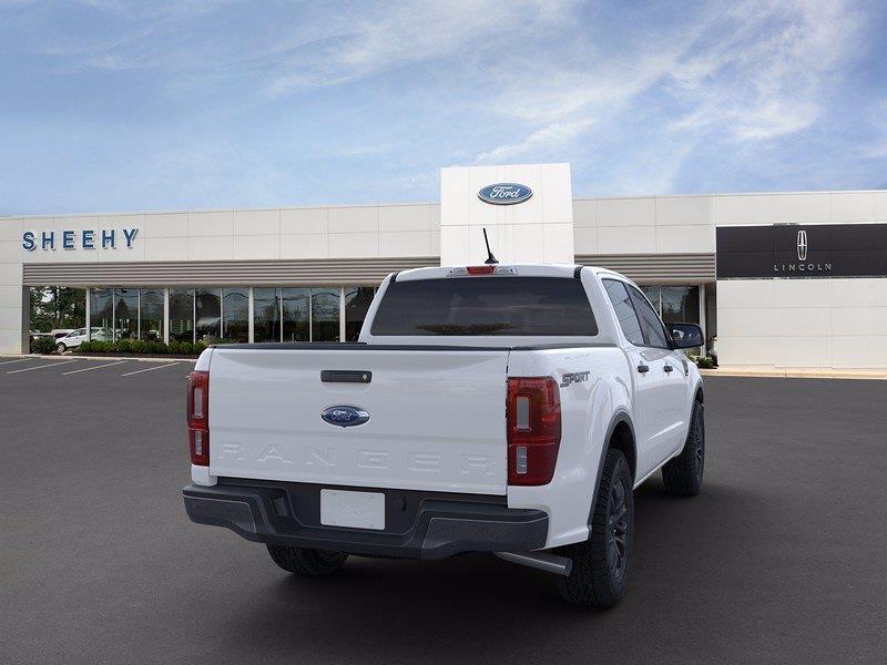 2021 Ford Ranger SuperCrew Cab 4x2, Pickup #CLD15544 - photo 2