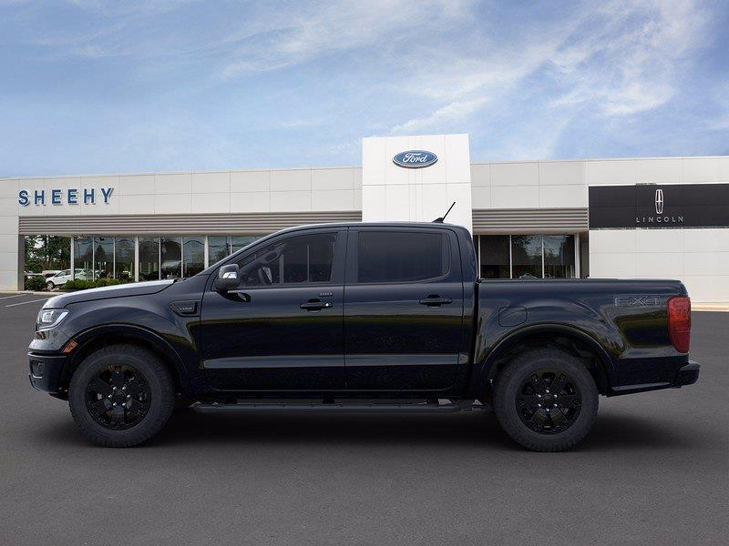 2021 Ford Ranger SuperCrew Cab 4x4, Pickup #CLD15546 - photo 5