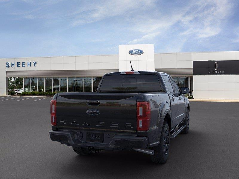 2021 Ford Ranger SuperCrew Cab 4x4, Pickup #CLD15546 - photo 2