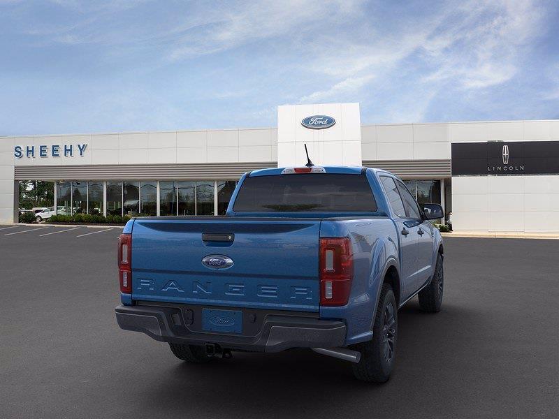 2021 Ford Ranger SuperCrew Cab 4x4, Pickup #CLD28942 - photo 2