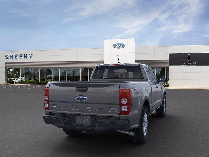 2021 Ford Ranger Super Cab 4x2, Pickup #CLD36154 - photo 1