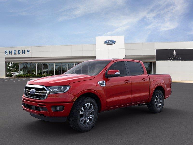 2021 Ford Ranger SuperCrew Cab 4x2, Pickup #CLD43990 - photo 1