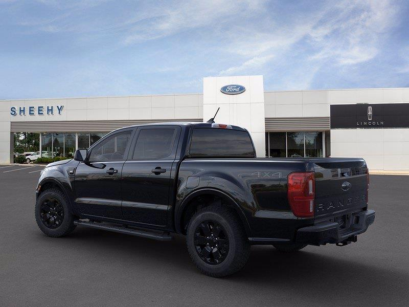 2021 Ford Ranger SuperCrew Cab 4x4, Pickup #CLD46583 - photo 6