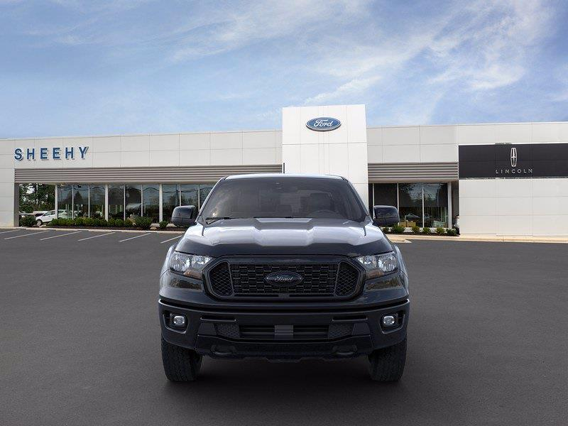 2021 Ford Ranger SuperCrew Cab 4x4, Pickup #CLD46583 - photo 8