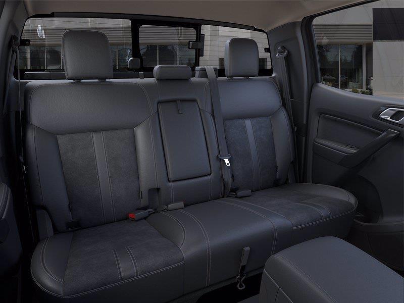2021 Ford Ranger SuperCrew Cab 4x4, Pickup #CLD52346 - photo 11