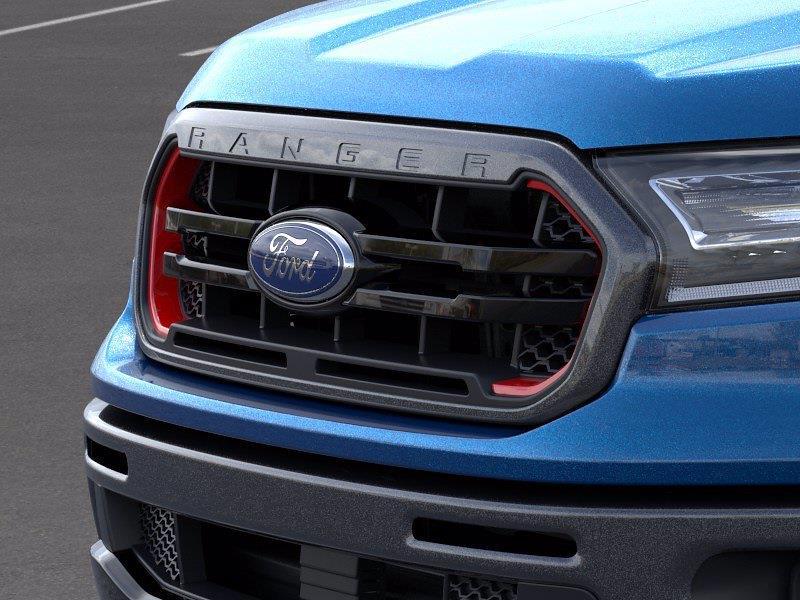 2021 Ford Ranger SuperCrew Cab 4x4, Pickup #CLD52346 - photo 17