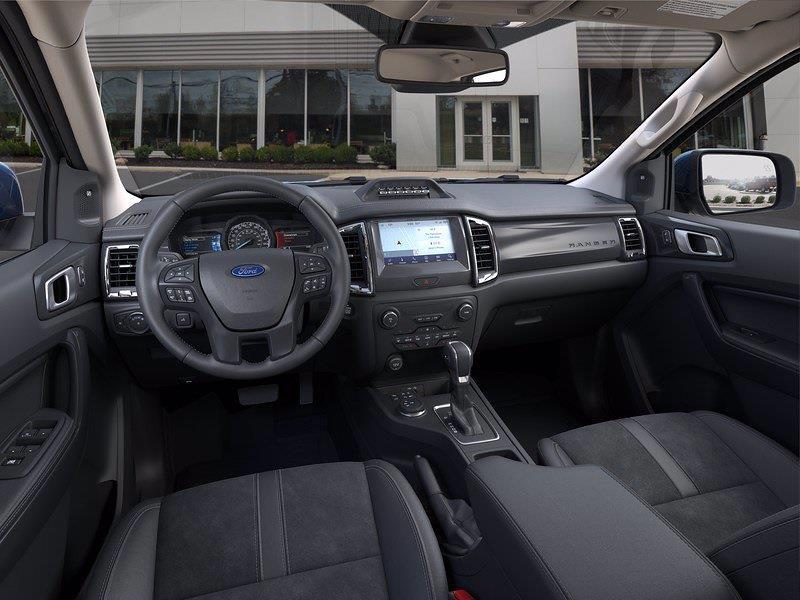 2021 Ford Ranger SuperCrew Cab 4x4, Pickup #CLD52346 - photo 9