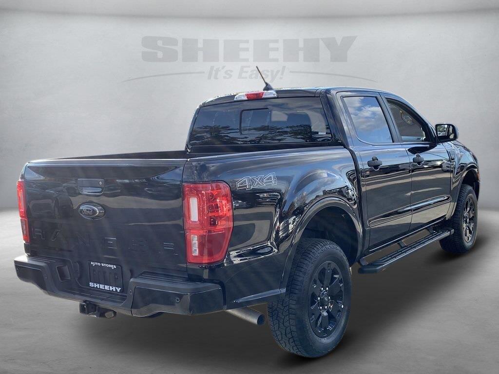 2021 Ford Ranger SuperCrew Cab 4x4, Pickup #CLD62484 - photo 11